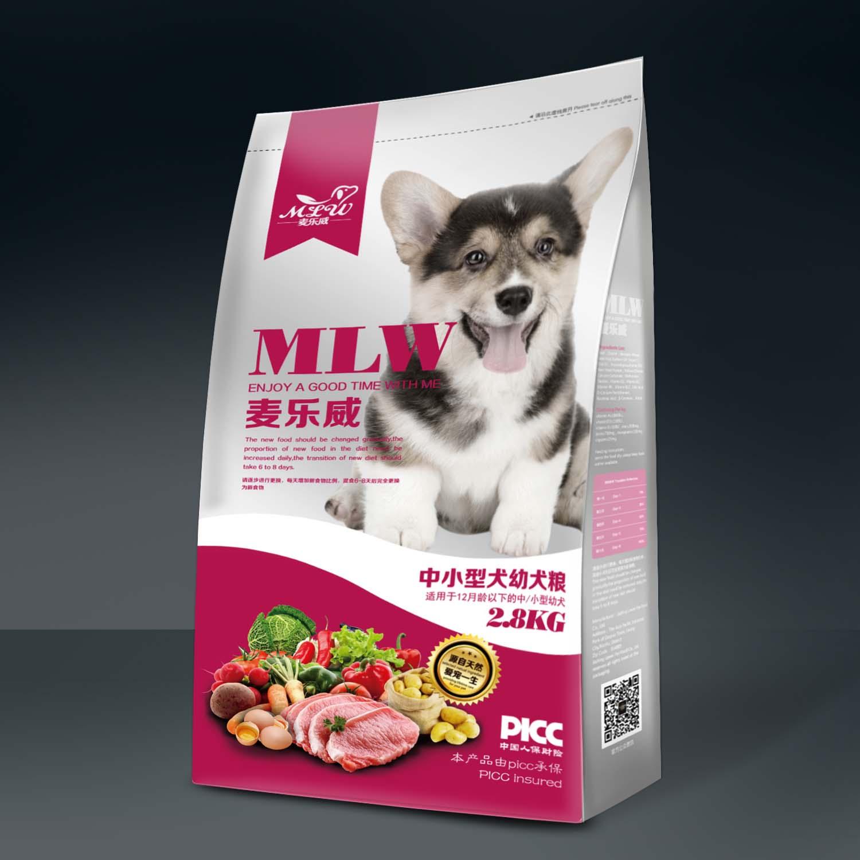 中小型幼犬粮